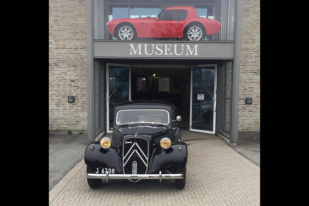 Sommer's Automobile Museum in Denmark Shows Off the Golden Age of the Automobile featured image large thumb0