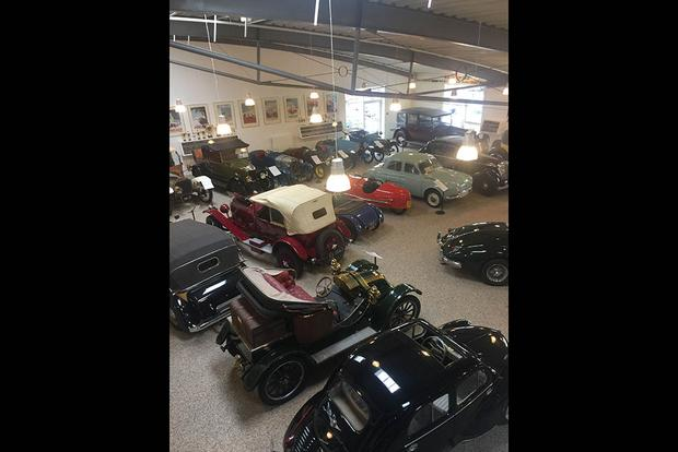 Sommer's Automobile Museum in Denmark Shows Off the Golden Age of the Automobile featured image large thumb1