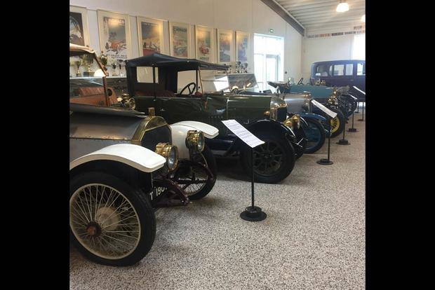Sommer's Automobile Museum in Denmark Shows Off the Golden Age of the Automobile featured image large thumb2