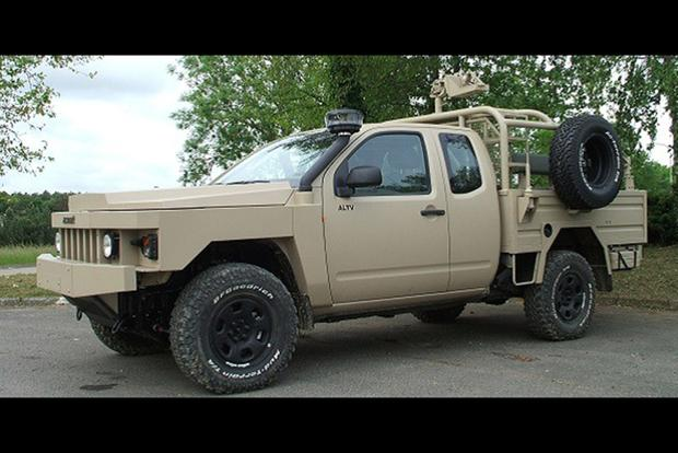 The ACMAT ALTV Is the Strangest Nissan Frontier You'll Ever See featured image large thumb2