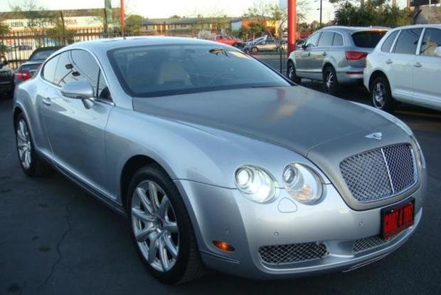 The Cheapest Bentley Continental GT on Autotrader Is Under $40,000 featured image large thumb0