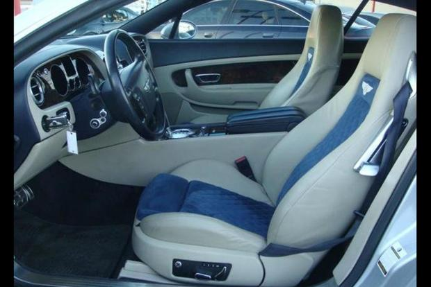 The Cheapest Bentley Continental GT on Autotrader Is Under $40,000 featured image large thumb1