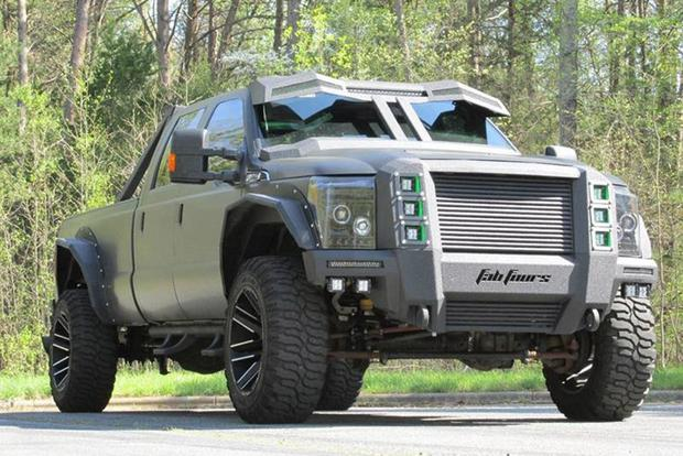 autotrader find: wildly modified 2015 ford f-350 - autotrader