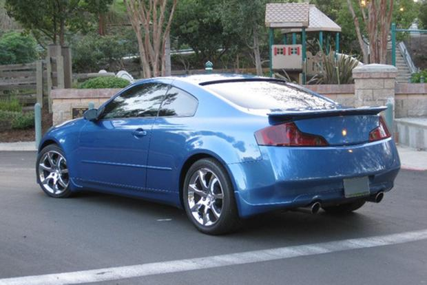 Autotrader Find 2003 Infiniti G35 Coupe With Only 18 200 Miles Featured Image Large Thumb1