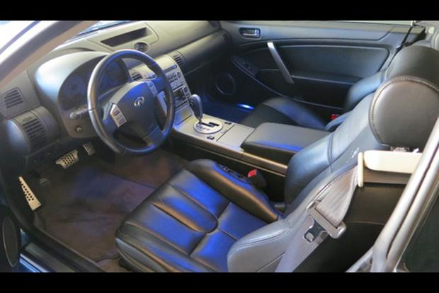 Autotrader Find: 2003 Infiniti G35 Coupe With Only 18,200 Miles featured image large thumb2