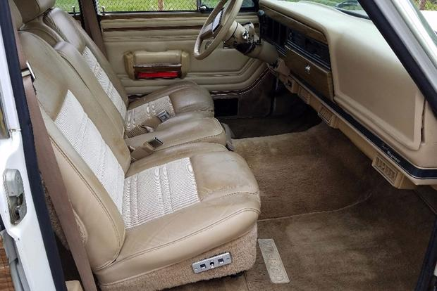 Autotrader Find: One-Owner, Low-Mileage Jeep Grand Wagoneer ... for $54,900 featured image large thumb1