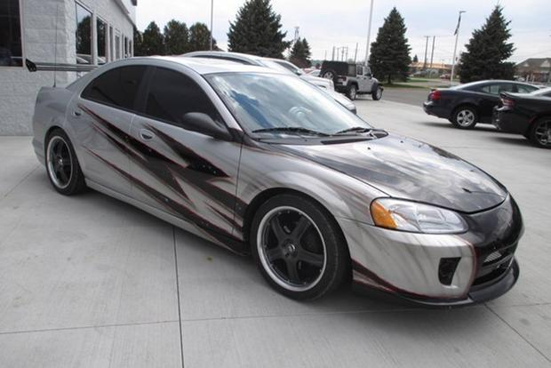 Autotrader Find: Heavily Modified Dodge Stratus With a ...