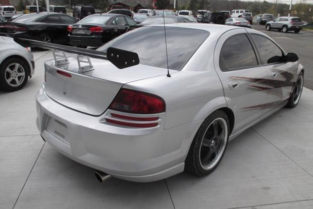 Autotrader Find: Heavily Modified Dodge Stratus With a Stick Shift featured image large thumb1
