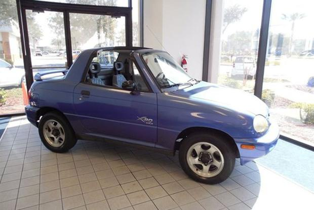 This Is the Only Suzuki X-90 For Sale on All of Autotrader