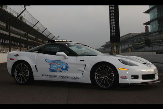 a look back at all the chevy corvette indy 500 pace cars featured image large thumb11
