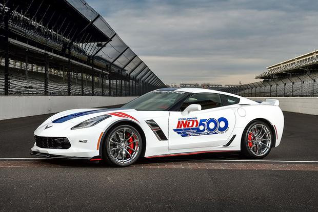 A Look Back at all the Chevy Corvette Indy 500 Pace Cars