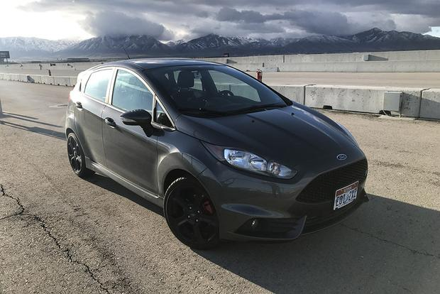 This Ford Fiesta ST Is a Budget Rental Car in Salt Lake City featured image large thumb0
