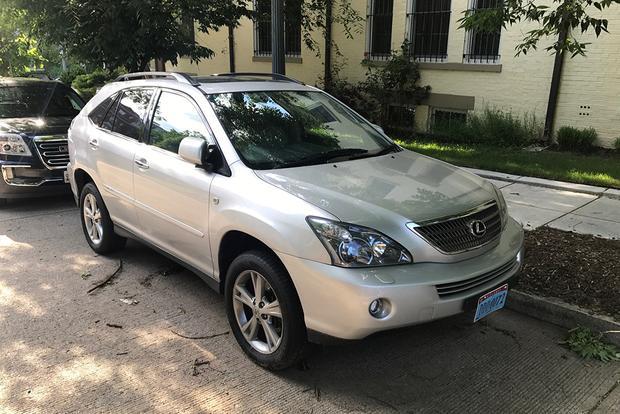 This Lexus RX 400h Is Cooler Than You Think featured image large thumb0