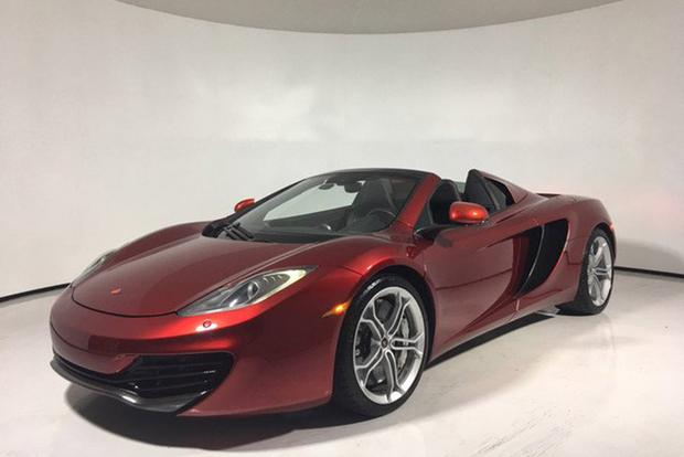 These Are the Cheapest McLarens For Sale on Autotrader featured image large thumb1