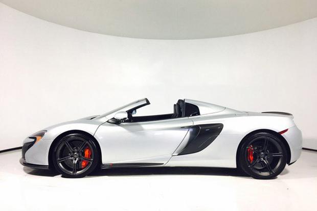 These Are the Cheapest McLarens For Sale on Autotrader featured image large thumb2