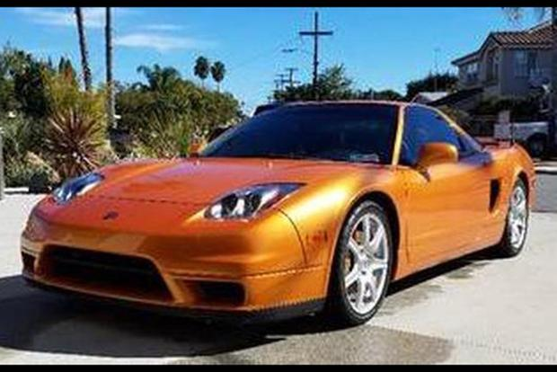Here Are the Coolest Old Acura NSXs For Sale On Autotrader featured image large thumb1