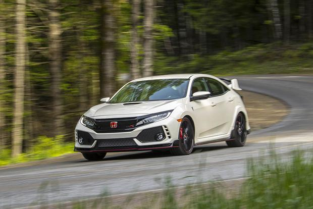 The 2017 Honda Civic Type R Isn't the New King of the Hot Hatches featured image large thumb1