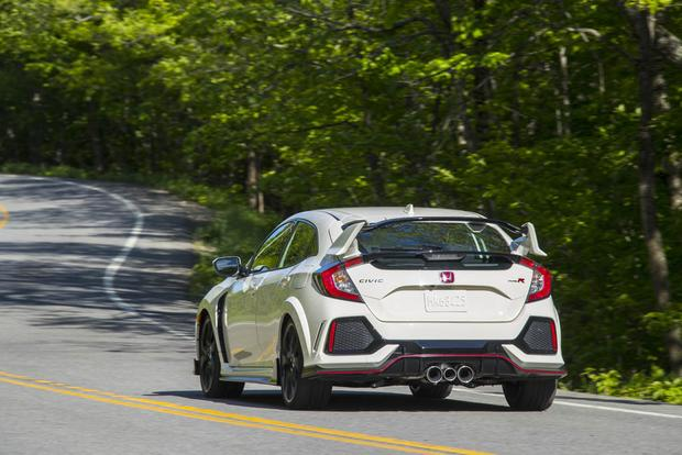 The 2017 Honda Civic Type R Isn't the New King of the Hot Hatches featured image large thumb2