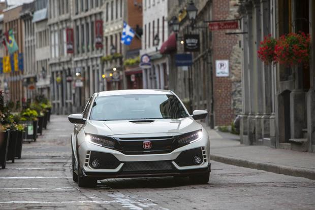 The 2017 Honda Civic Type R Isn't the New King of the Hot Hatches featured image large thumb7