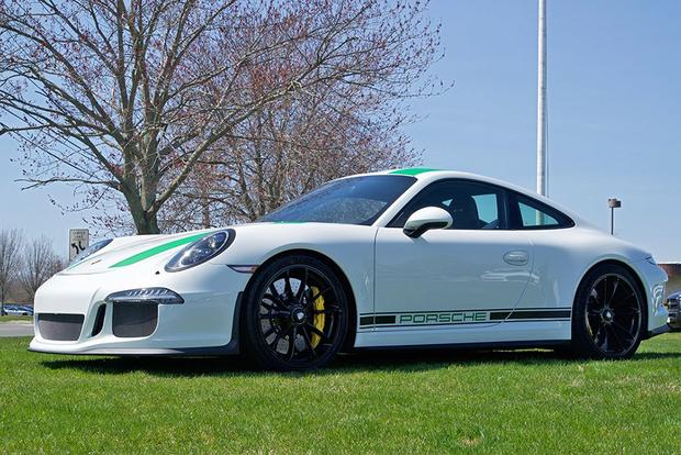 Autotrader Find: Porsche 911R With Just 43 Miles -- For $510,000 featured image large thumb0