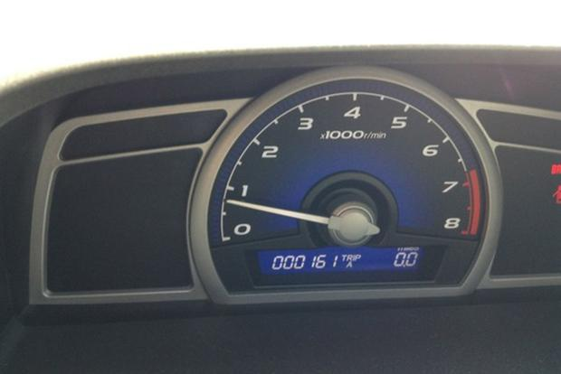 Autotrader Find: 2008 Honda Civic Coupe With 161 Miles featured image large thumb2