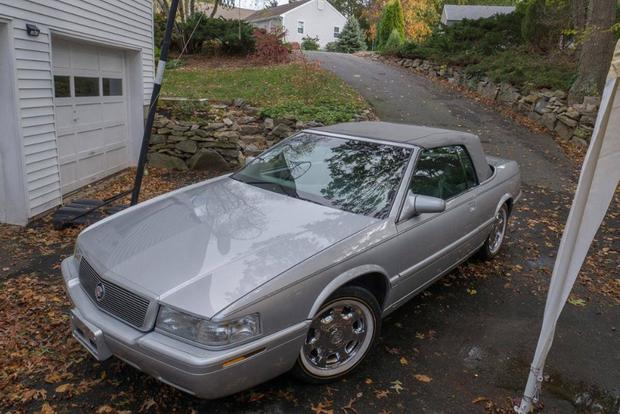 Autotrader Find: 2001 Cadillac Eldorado Convertible Conversion featured image large thumb1