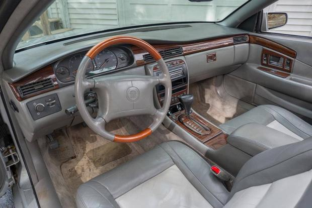 Autotrader Find: 2001 Cadillac Eldorado Convertible Conversion featured image large thumb2