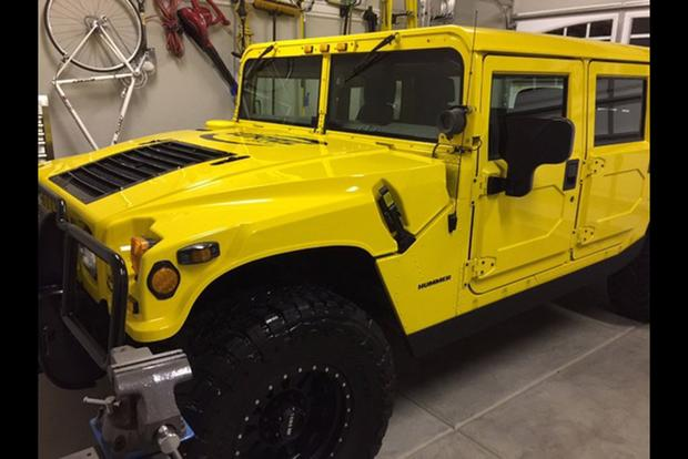 Autotrader Find: High-Performance Hummer H1 Prototype featured image large thumb0