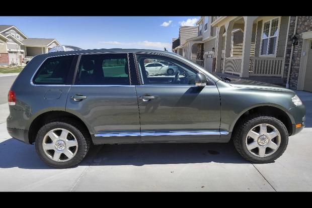 Autotrader Find Volkswagen Touareg V10 Tdi With Only 74 000 Miles