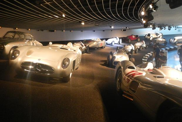 The Mercedes-Benz Museum is an Automotive Must-See featured image large thumb8