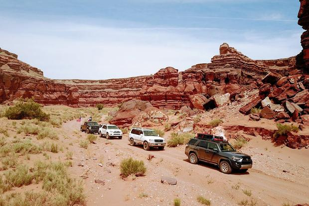 Trip Report: Overlanding in Moab
