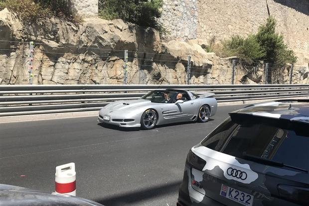 Here Are All the Cool Cars I Saw During One Day in Monaco featured image large thumb5