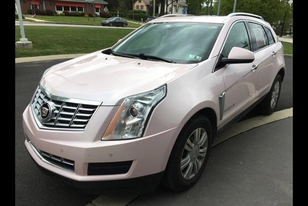 The 7 Very Pink Cars Listed For Sale On Autotrader Autotrader