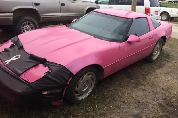 The 7 Very Pink Cars Listed for Sale on Autotrader