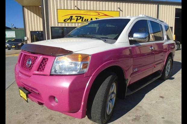 The 7 Very Pink Cars Listed for Sale on Autotrader featured image large thumb4