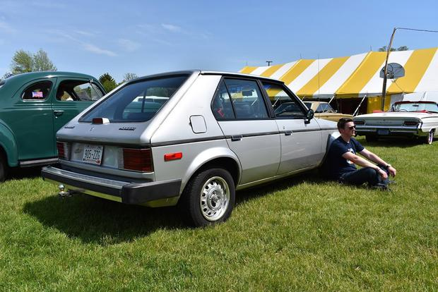 I Bought a 1986 Plymouth Horizon