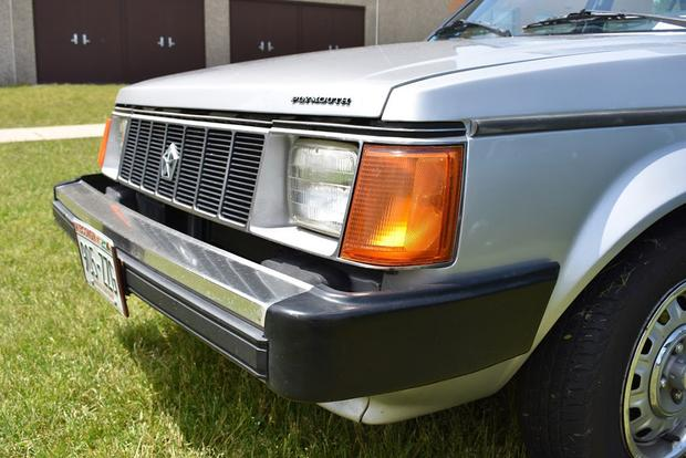 I Bought a 1986 Plymouth Horizon featured image large thumb1