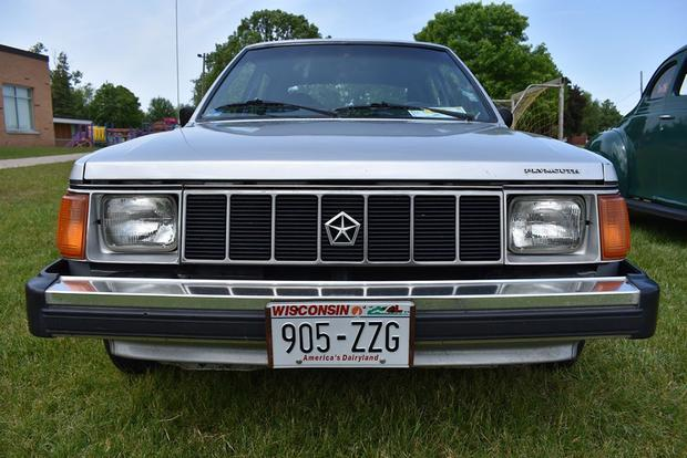 I Bought a 1986 Plymouth Horizon featured image large thumb2