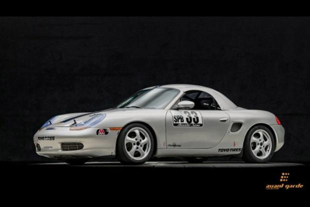 Autotrader Find: 1998 Porsche Boxster Race Car featured image large thumb0