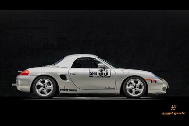 Autotrader Find: 1998 Porsche Boxster Race Car featured image large thumb1