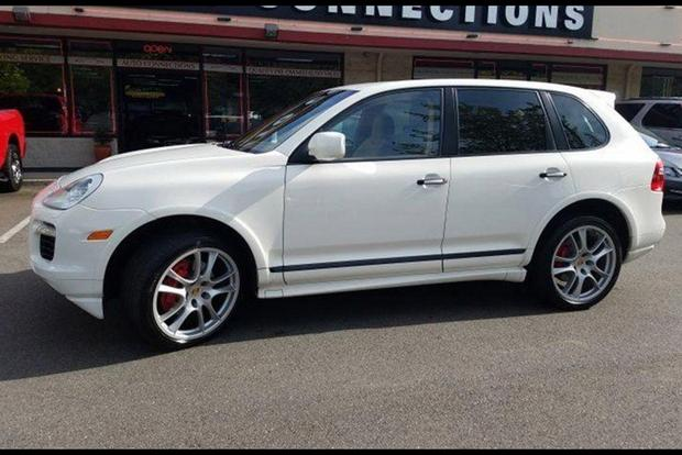 Autotrader Find: Porsche Cayenne GTS With a Stick Shift featured image large thumb0