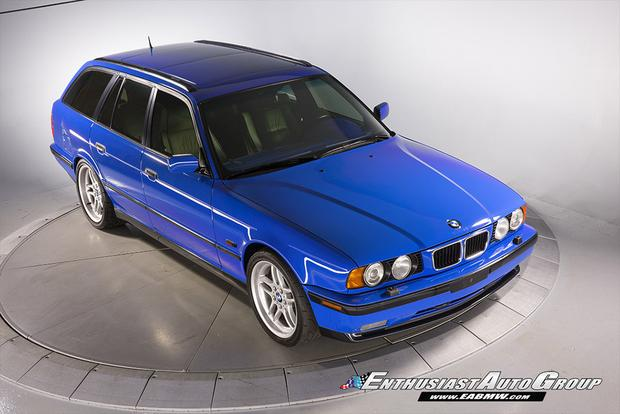 Autotrader Find 1995 Bmw M5 Touring For 130 000 Autotrader