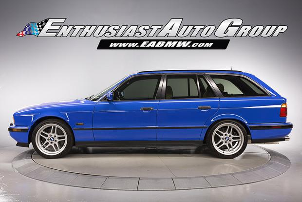 Autotrader Find: 1995 BMW M5 Touring -- for $130,000 featured image large thumb1