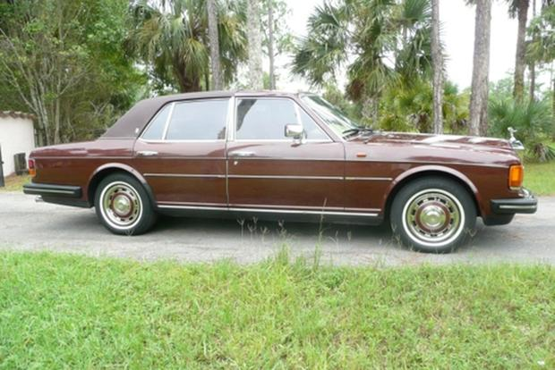 Autotrader Find: 1981 Rolls-Royce That's Cheaper Than a Nissan Versa featured image large thumb0