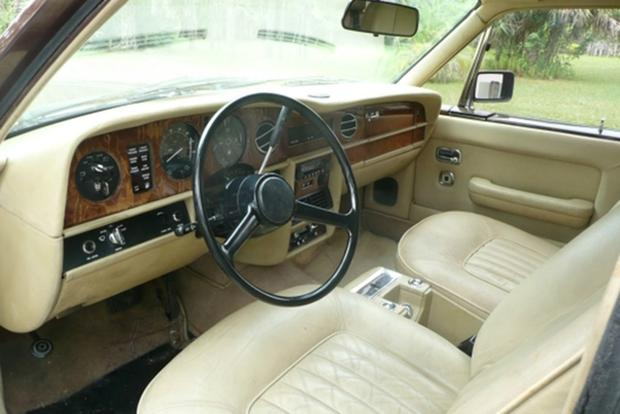 Autotrader Find: 1981 Rolls-Royce That's Cheaper Than a Nissan Versa featured image large thumb1