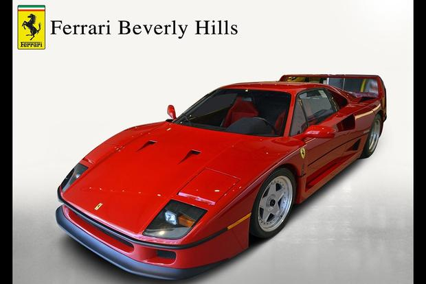 These Are the Most Expensive Ferrari Models Listed For Sale on Autotrader featured image large thumb2