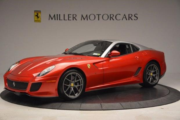 These Are The Most Expensive Ferrari Models Listed For Sale On Autotrader  Featured Image Large Thumb3
