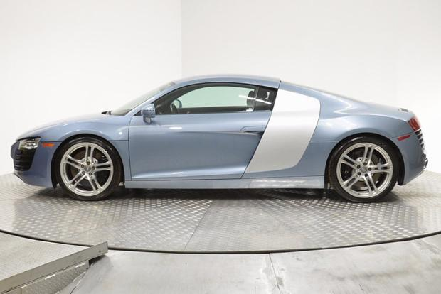 Here Are the Cheapest Audi R8s For Sale on Autotrader featured image large thumb1