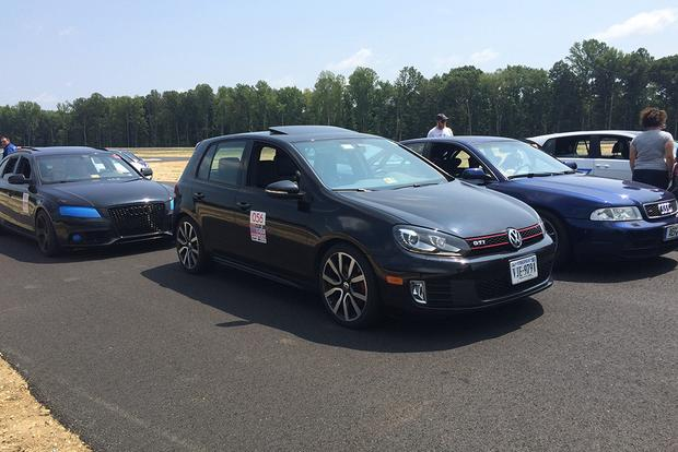The Volkswagen GTI Is Absolutely a Trackable Daily Driver featured image large thumb1