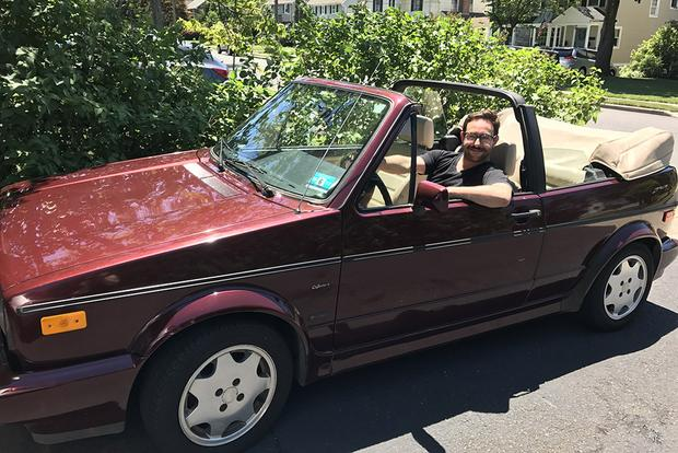 I Bought A 1993 Volkswagen Cabriolet Collector S Edition